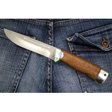 """Bekas"" Walnut handle (Steel-95x18)"