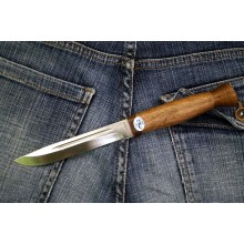 """Finka-3"" Walnut Handle (Steel-95x18)"