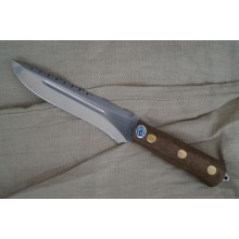 """Irbis"" Walnut Handle (Steel-50x14mf)"