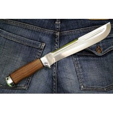 """Itsyl"" Walnut Handle (Steel-50x14mf)"