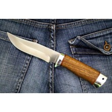 """Klychok-1"" Walnut handle (Steel-95x18)"