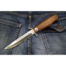 """Shtrafbat"" Walnut Handle (Steel-95x18)"