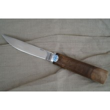 """Yakut"" Walnut Handle (Steel-95x18)"