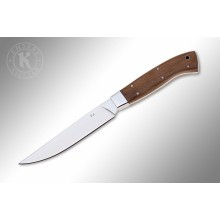 """U-6"" Walnut Handle (AUS-8 Steel)"