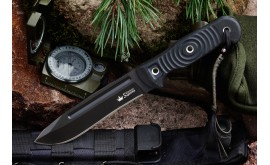 "Kizlyar Supreme ""Maximus"" Knife Great for Hunting and camp use Review"