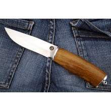 """Bekas"" Walnut handle (Steel-U10M)"