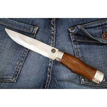 """Hartha"" Walnut handle (Steel-U10M)"