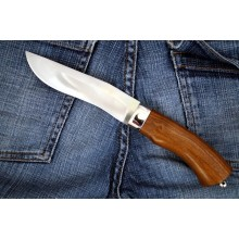 """Sohatiy"" Walnut handle (Steel-U10M)"