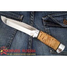 """N64"" Birch bark (Steel-40X10C2M)"